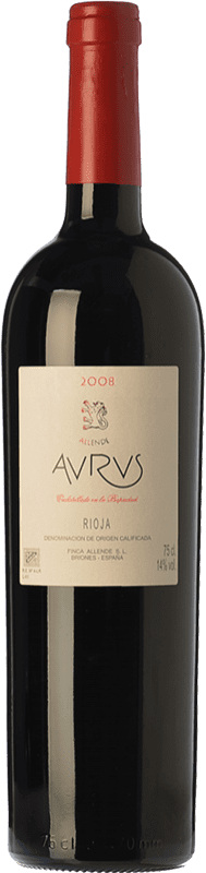 214,95 € Envío gratis | Vino tinto Allende Aurus Reserva 1997 D.O.Ca. Rioja La Rioja España Tempranillo, Graciano Botella Mágnum 1,5 L
