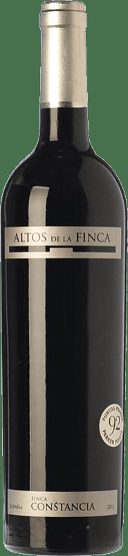 14,95 € Free Shipping | Red wine Finca Constancia Altos de la Finca Reserva I.G.P. Vino de la Tierra de Castilla Castilla la Mancha Spain Syrah, Petit Verdot Bottle 75 cl