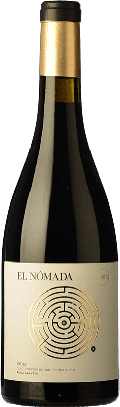 19,95 € | Red wine Finca de la Rica El Nómada Crianza D.O.Ca. Rioja The Rioja Spain Tempranillo, Graciano Bottle 75 cl