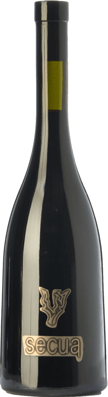 16,95 € 免费送货 | 红酒 Finca La Estacada Secua Crianza I.G.P. Vino de la Tierra de Castilla 卡斯蒂利亚 - 拉曼恰 西班牙 Syrah, Cabernet Sauvignon 瓶子 75 cl