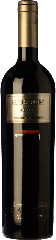 42,95 € | Red wine Museum Reserva D.O. Cigales Castilla y León Spain Tempranillo Magnum Bottle 1,5 L
