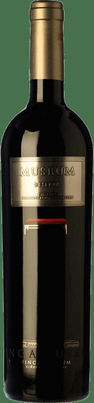 42,95 € Envío gratis | Vino tinto Museum Reserva D.O. Cigales Castilla y León España Tempranillo Botella Mágnum 1,5 L