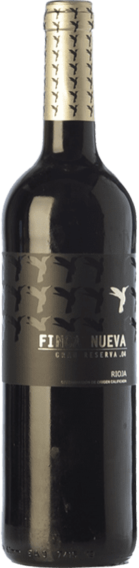 24,95 € Envoi gratuit | Vin rouge Finca Nueva Gran Reserva D.O.Ca. Rioja La Rioja Espagne Tempranillo Bouteille 75 cl
