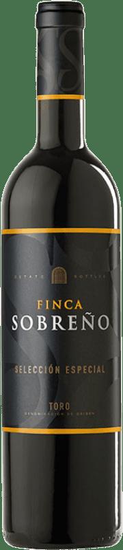 19,95 € | Red wine Finca Sobreño Selección Especial Reserva D.O. Toro Castilla y León Spain Tinta de Toro Bottle 75 cl