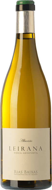 27,95 € | White wine Forjas del Salnés Leirana Finca Genoveva Crianza D.O. Rías Baixas Galicia Spain Albariño Bottle 75 cl