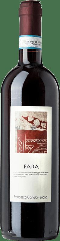 29,95 € Free Shipping   Red wine Francesca Castaldi D.O.C. Fara Piemonte Italy Nebbiolo, Vespolina Bottle 75 cl