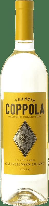 23,95 € 免费送货   白酒 Francis Ford Coppola Diamond I.G. California 加州 美国 Sauvignon White 瓶子 75 cl