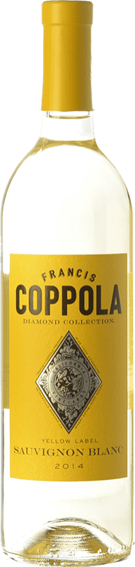 23,95 € Free Shipping | White wine Francis Ford Coppola Diamond I.G. California California United States Sauvignon White Bottle 75 cl