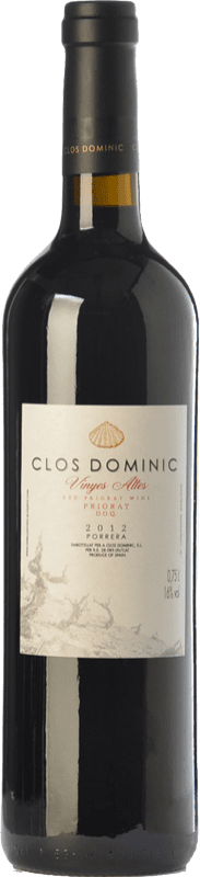55,95 € | Red wine Clos Dominic Vinyes Altes Crianza D.O.Ca. Priorat Catalonia Spain Grenache, Carignan Bottle 75 cl