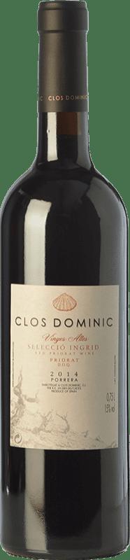 71,95 € Free Shipping | Red wine Clos Dominic Vinyes Altes Selecció Íngrid Crianza D.O.Ca. Priorat Catalonia Spain Grenache Bottle 75 cl