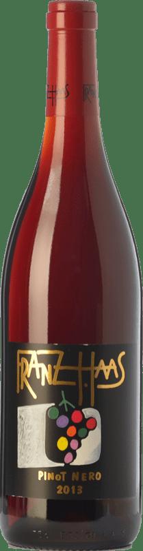 32,95 € Free Shipping | Red wine Franz Haas Pinot Nero D.O.C. Alto Adige Trentino-Alto Adige Italy Pinot Black Bottle 75 cl