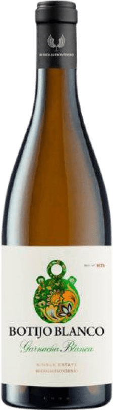 11,95 € 免费送货 | 白酒 Frontonio Botijo Garnacha Blanca I.G.P. Vino de la Tierra de Valdejalón 阿拉贡 西班牙 Grenache White, Macabeo 瓶子 75 cl