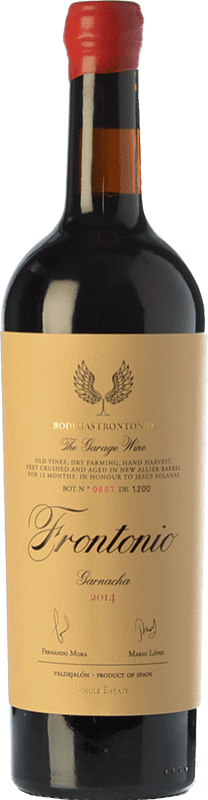 33,95 € | Red wine Frontonio Crianza I.G.P. Vino de la Tierra de Valdejalón Aragon Spain Grenache Bottle 75 cl