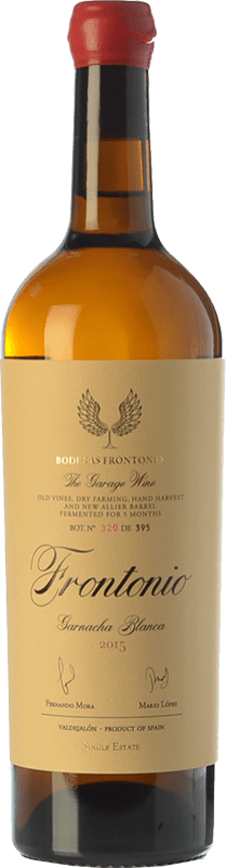 33,95 € | White wine Frontonio Crianza I.G.P. Vino de la Tierra de Valdejalón Aragon Spain Grenache White Bottle 75 cl