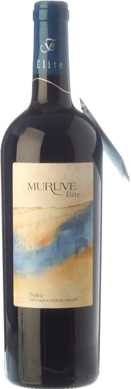 27,95 € | Red wine Frutos Villar Muruve Élite Crianza D.O. Toro Castilla y León Spain Tinta de Toro Bottle 75 cl