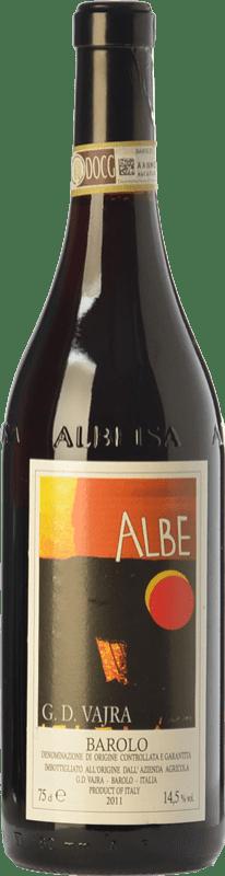 39,95 € | Red wine G.D. Vajra Albe D.O.C.G. Barolo Piemonte Italy Nebbiolo Bottle 75 cl