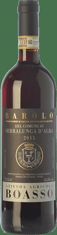 38,95 € | Red wine Gabutti-Boasso Barolo Serralunga D.O.C.G. Barolo Piemonte Italy Nebbiolo Bottle 75 cl