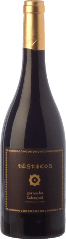 9,95 € | Red wine Galgo Místicos Joven D.O. Calatayud Aragon Spain Grenache Bottle 75 cl