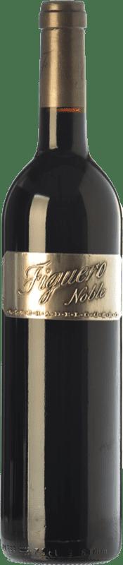 71,95 € Envío gratis | Vino tinto Figuero Noble Reserva D.O. Ribera del Duero Castilla y León España Tempranillo Botella 75 cl