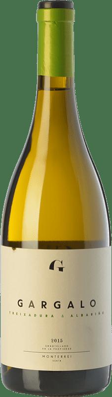 15,95 € | White wine Gargalo Treixadura-Albariño D.O. Monterrei Galicia Spain Treixadura, Albariño Bottle 75 cl