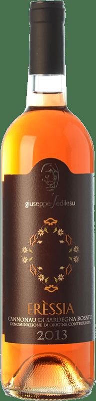 13,95 € | Rosé wine Sedilesu Erèssia D.O.C. Cannonau di Sardegna Sardegna Italy Cannonau Bottle 75 cl