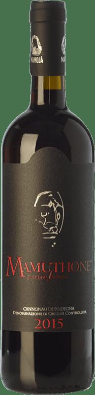 19,95 € | Red wine Sedilesu Mamuthone D.O.C. Cannonau di Sardegna Sardegna Italy Cannonau Bottle 75 cl