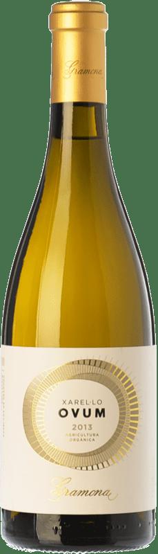 17,95 € Free Shipping | White wine Gramona Ovum D.O. Penedès Catalonia Spain Xarel·lo Bottle 75 cl