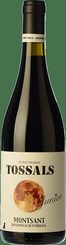 9,95 € Envoi gratuit   Vin rouge Grifoll Declara Tossals Junior Joven D.O. Montsant Catalogne Espagne Grenache, Cabernet Sauvignon, Carignan Bouteille 75 cl