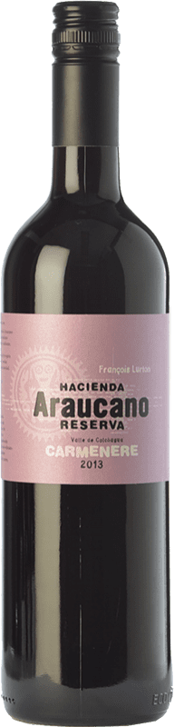 14,95 € | Red wine Araucano Reserva I.G. Valle de Colchagua Colchagua Valley Chile Carmenère Bottle 75 cl