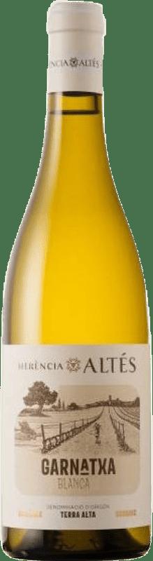9,95 € 免费送货 | 白酒 Herència Altés Garnatxa D.O. Terra Alta 加泰罗尼亚 西班牙 Grenache White 瓶子 75 cl