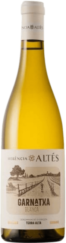 9,95 € Free Shipping | White wine Herència Altés Garnatxa D.O. Terra Alta Catalonia Spain Grenache White Bottle 75 cl