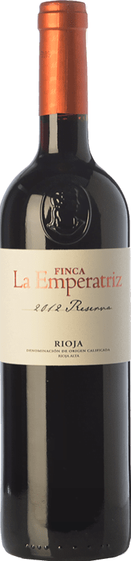 29,95 € 免费送货 | 红酒 Hernáiz La Emperatriz Reserva D.O.Ca. Rioja 拉里奥哈 西班牙 Tempranillo, Grenache, Graciano, Viura 瓶子 Magnum 1,5 L