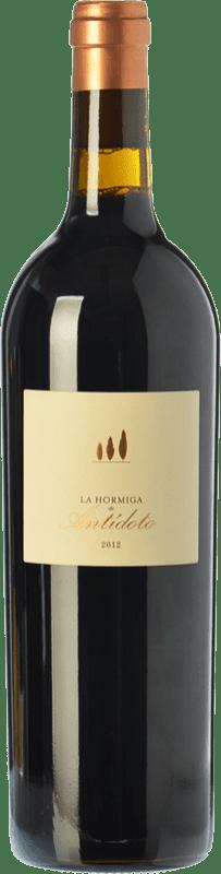 26,95 € Envío gratis | Vino tinto Hernando & Sourdais La Hormiga del Antídoto Reserva D.O. Ribera del Duero Castilla y León España Tempranillo Botella 75 cl