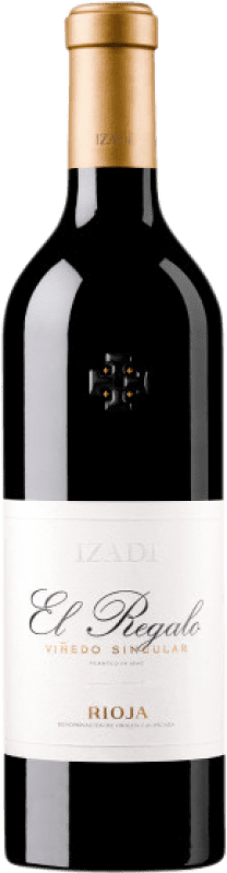 Red wine Izadi El Regalo Crianza D.O.Ca. Rioja The Rioja Spain Tempranillo Bottle 75 cl