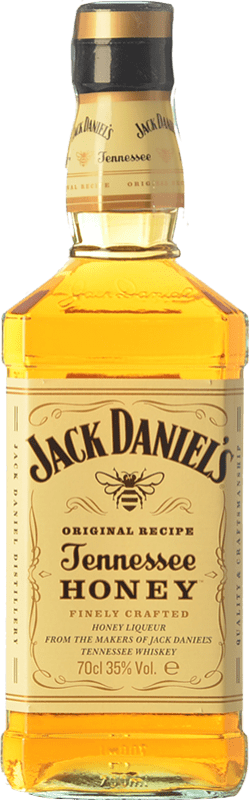 22,95 € | Bourbon Jack Daniel's Tennesse Honey Tennessee United States Bottle 70 cl
