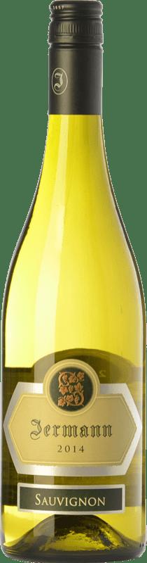 25,95 € Envío gratis | Vino blanco Jermann Sauvignon I.G.T. Friuli-Venezia Giulia Friuli-Venezia Giulia Italia Sauvignon Blanca Botella 75 cl