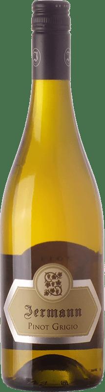 18,95 € Envío gratis | Vino blanco Jermann I.G.T. Friuli-Venezia Giulia Friuli-Venezia Giulia Italia Pinot Gris Botella Mágnum 1,5 L