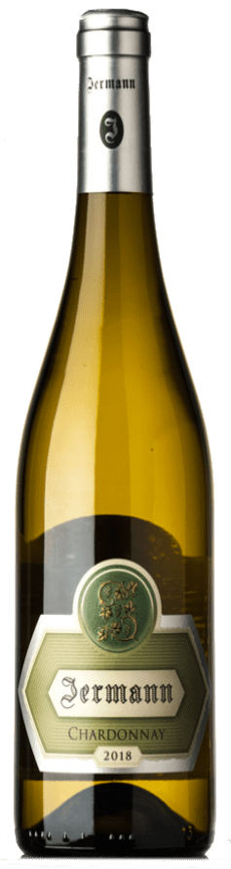 26,95 € 免费送货 | 白酒 Jermann I.G.T. Friuli-Venezia Giulia 弗留利 - 威尼斯朱利亚 意大利 Chardonnay 瓶子 75 cl