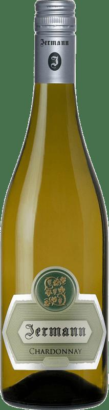 26,95 € Envío gratis | Vino blanco Jermann I.G.T. Friuli-Venezia Giulia Friuli-Venezia Giulia Italia Chardonnay Botella 75 cl