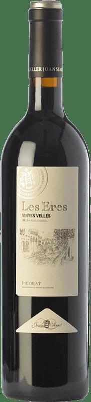 35,95 € | Red wine Joan Simó Les Eres Vinyes Velles Crianza D.O.Ca. Priorat Catalonia Spain Grenache, Cabernet Sauvignon, Carignan Bottle 75 cl