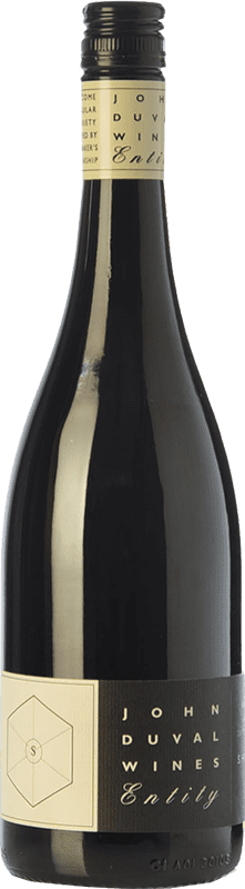 64,95 € | Red wine John Duval Entity Crianza I.G. Barossa Valley Barossa Valley Australia Syrah Bottle 75 cl