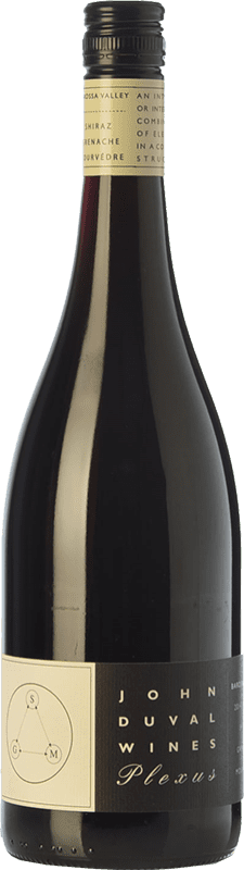 48,95 € | Red wine John Duval Plexus Red Crianza I.G. Barossa Valley Barossa Valley Australia Syrah, Grenache, Mourvèdre Bottle 75 cl