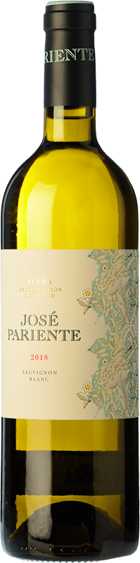 12,95 € | White wine José Pariente D.O. Rueda Castilla y León Spain Sauvignon White Bottle 75 cl