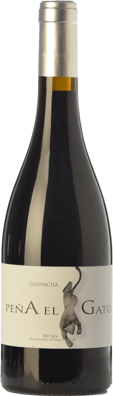 18,95 € Envoi gratuit   Vin rouge Sancha Peña El Gato Crianza D.O.Ca. Rioja La Rioja Espagne Grenache Bouteille 75 cl