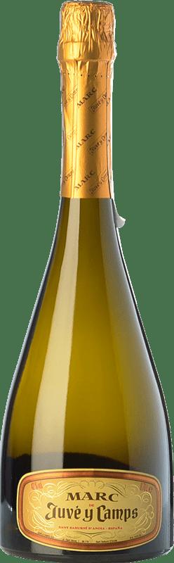 27,95 € Envío gratis | Orujo Juvé y Camps Cataluña España Botella 70 cl