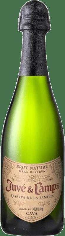 18,95 € | White sparkling Juvé y Camps Reserva de la Familia Reserva D.O. Cava Catalonia Spain Macabeo, Xarel·lo, Parellada Bottle 75 cl