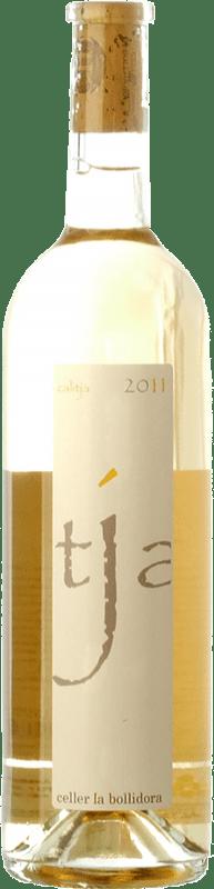 7,95 € | White wine La Bollidora Calitja D.O. Terra Alta Catalonia Spain Grenache White Bottle 75 cl