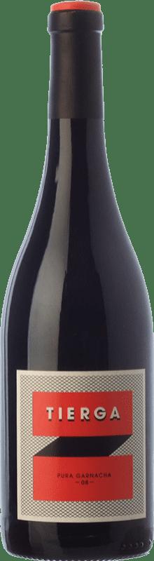 29,95 € Free Shipping | Red wine La Calandria Tierga Joven Spain Grenache Bottle 75 cl