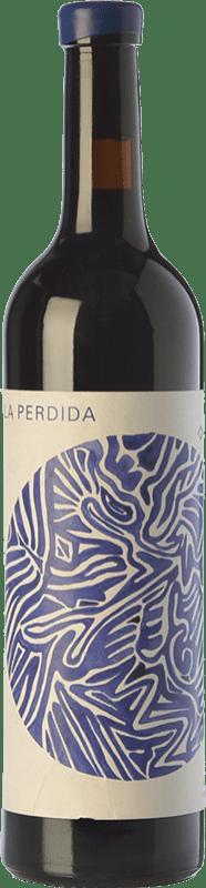 19,95 € | Red wine La Perdida O Poulo Fillo da Pedra Joven D.O. Valdeorras Galicia Spain Grenache Tintorera Bottle 75 cl