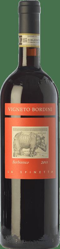 64,95 €   Red wine La Spinetta Bordini D.O.C.G. Barbaresco Piemonte Italy Nebbiolo Bottle 75 cl